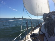 Thatcher's Island Massachusetts sailing