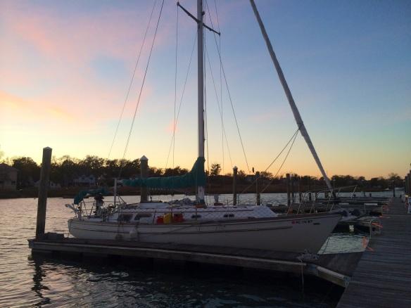 Locust Point Yacht Club
