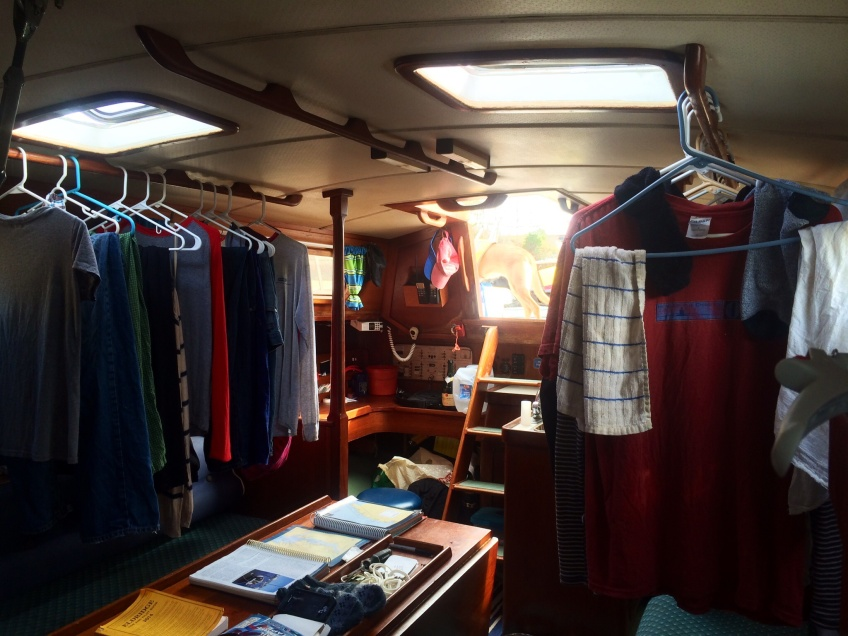 sailboat laundry