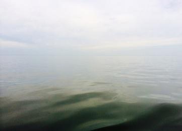 Delaware Bay calm