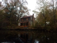 Dismal Swamp Canal house
