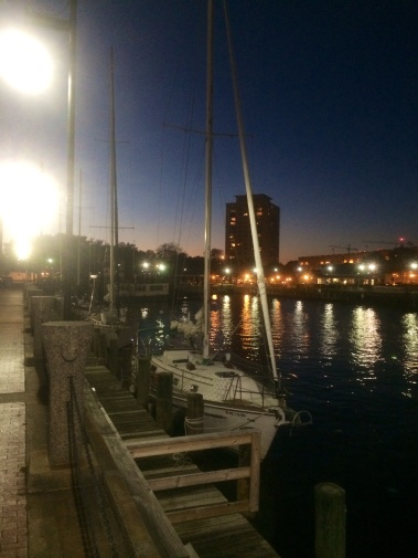 Portsmouth, VA dock