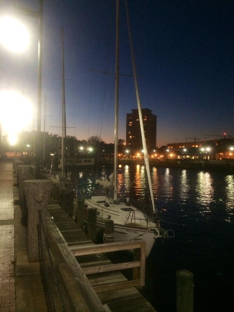 Portsmouth, VA dock